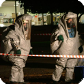 Harmful contaminants requiring HAZMAT professionals is what we specialize in